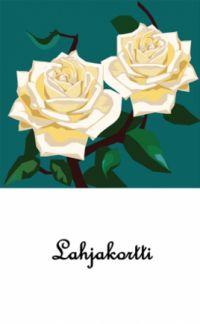 Kinttupisteen sähköinen lahjakortti 3 ruusu